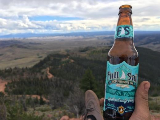 Obligatory beer adventures
